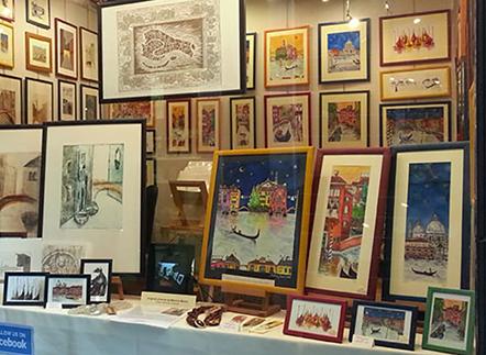 Venice Craft Week 2019 - Itaca Art Studio